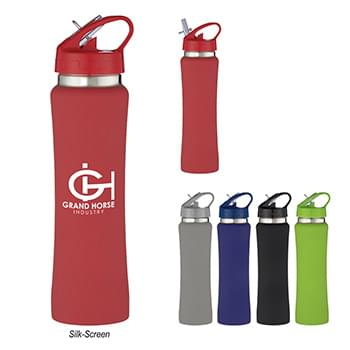 25 Oz. Stainless Steel Hampton Bottle