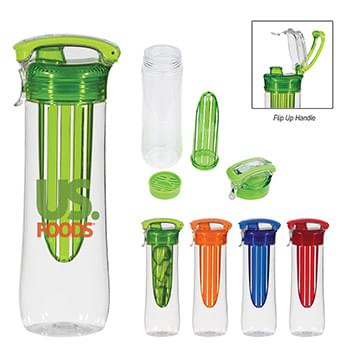 26 Oz. Tritan Fruit Infuser Bottle