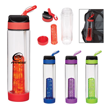 25 Oz. Tritana™ Fresh Fusion Carabiner Bottle