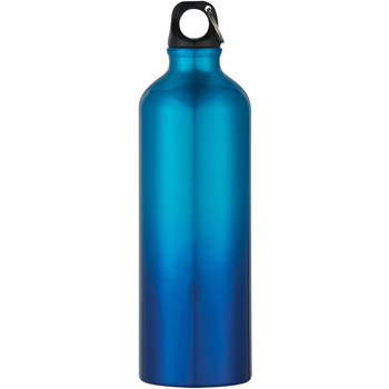 - 25 Oz. Gradient Aluminum Bike Bottle