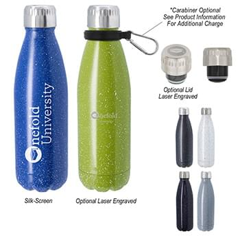 16 Oz. Speckled Swig Stainless Steel Bottle