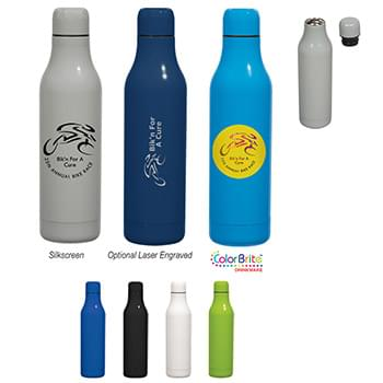 18 Oz. Stainless Steel Aya Bottle