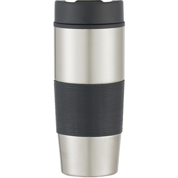 18 Oz. Stainless Steel Gripper Bottle
