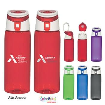 24 Oz. Flip Top Sports Bottle