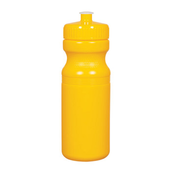 24 Oz. Poly-Clear Fitness Bottle