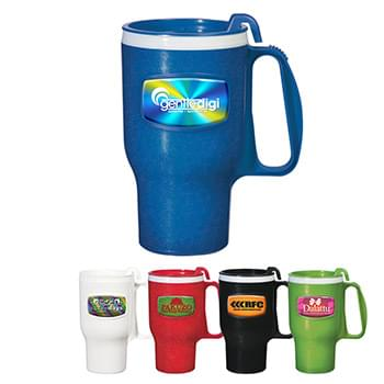 16 Oz. Extreme Travel Mug