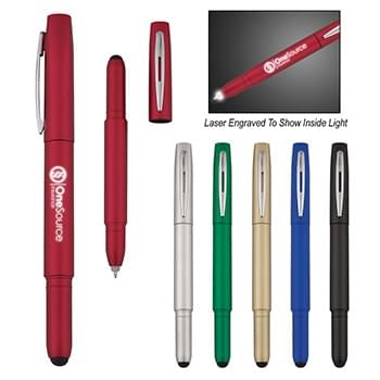 Cordona Light Up Stylus Pen