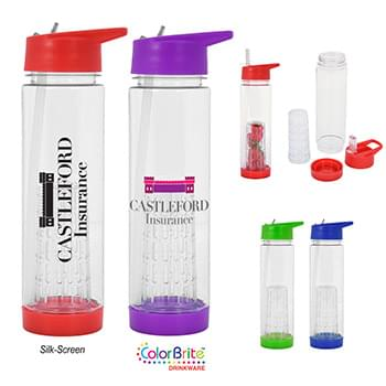 25 Oz. Tritan Caldwell Infuser Bottle