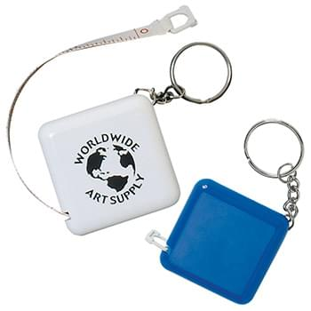 Tape-A-Matic Key Tag
