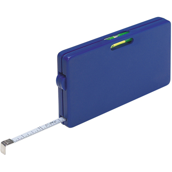 Rectangular Tape Measure With Level