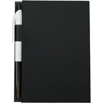 "4"" x 6"" Notebook With Pen"