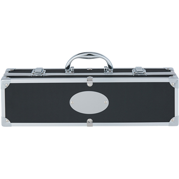 BBQ Set In Aluminum Case