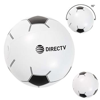 "16"" Soccer Ball Beach Ball"