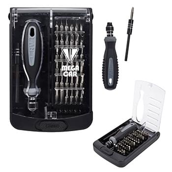 38-In-1 Fix All Screwdriver Set