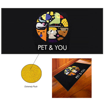 3' x 10' DigiPrint™ HD Indoor Floor Mat