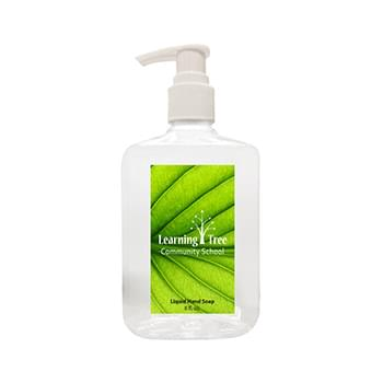 8 Oz. Antibacterial Liquid Hand Soap