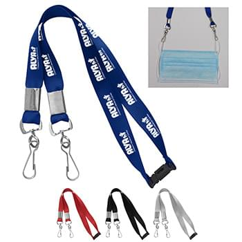 Youth Mask Lanyard