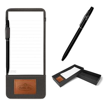 Sienna JotPad With Pen