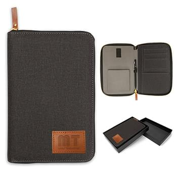 Sienna Tech Wallet With Pen
