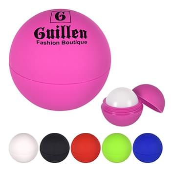 Rubberized Lip Moisturizer Ball