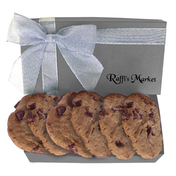 The Executive Gift Box - Chocolate Chip Cookies