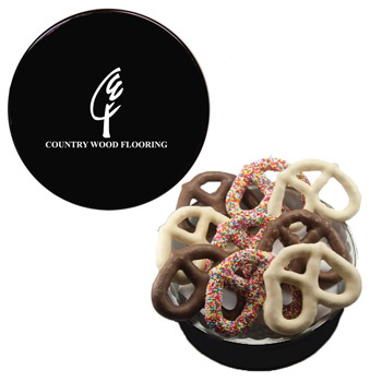 The Grand Tin - Chocolate Covered Pretzel