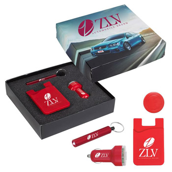 Auto Charging Gift Set