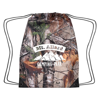 RealTree® Drawstring Sports Pack