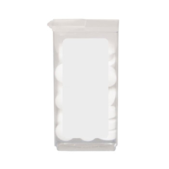 Plastic Dispenser with Sugar-Free Peppermints