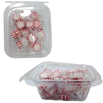 Safe-T-Fresh Square Container with SAFET-SQ Starlite Mints