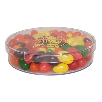 Large Round Show Piece -  Signature Peppermints, Red Hots, Jelly Beans