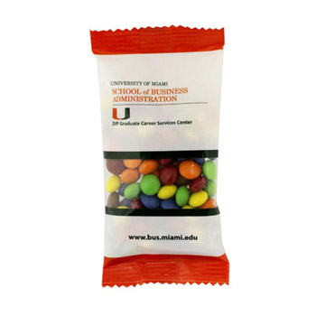 Zagasnacks Promo Snack Pack Bags - Chocolate Littles, Corporate Chocolates, Corporate Jelly Beans, Pistachios, Cashews,