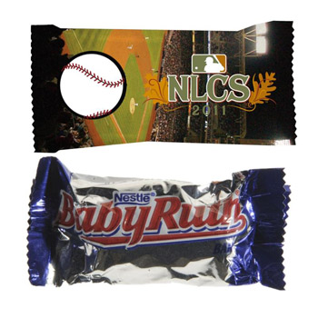 Individual Chocolates - Fun Size Baby Ruth